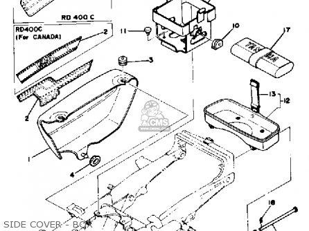 Yamaha Rd400 Wiring Diagram