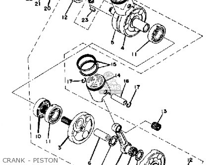 yamaha rd400 engine yamaha tz750 wiring diagram
