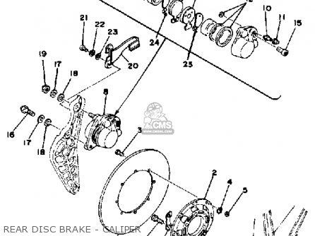 1979 Yamaha Xs400 Wiring Diagram