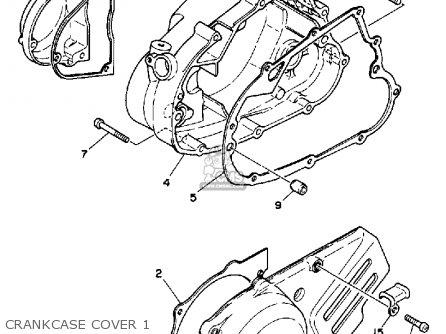 Yamaha Rt100 1992 N Usa Parts Lists And Schematics