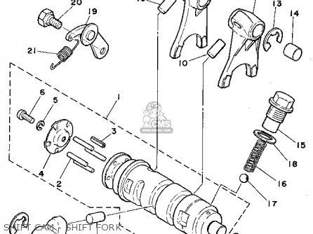 Yamaha Rt100 1995 S Usa Parts Lists And Schematics