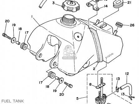 Yamaha Rt100 1999 X Usa Parts Lists And Schematics