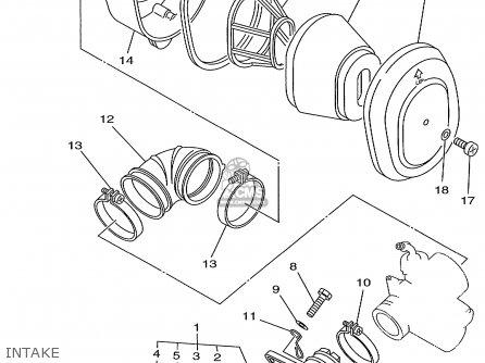 Yamaha Ttr 50 Carburetor Diagram
