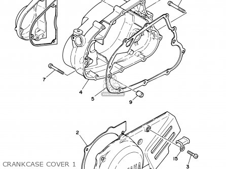 Yamaha Rt100 Parts on Motorcycle Wiring Harness Diagram Of Performance