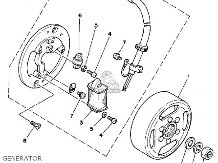 Showthread besides Switch Wiring Diagram as well Yamaha Moto 80 Carburetor Diagram as well T20425015 Service manual additionally Wiring Diagram For Yamaha Big Bear 400. on yamaha warrior 350 wiring diagram