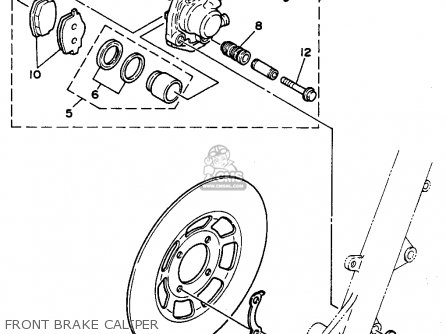 Yamaha Rt180 1991 M Usa Parts Lists And Schematics