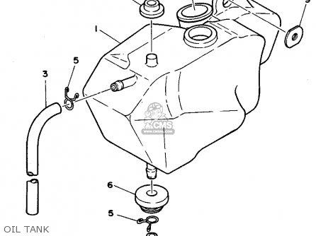 suzuki ts 250 1981 wiring diagram