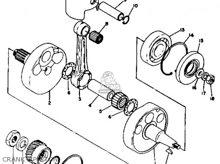 Yamaha Motorcycle Wiring Diagrams 1973 Rt3
