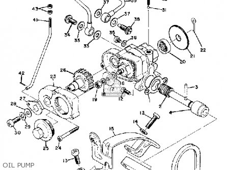 1971 Honda Ct70 Engine Diagram