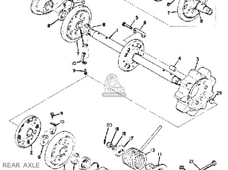 Dyna 2000 Gsxr Wiring Diagram furthermore Bashan Motorcycle Wiring Diagram besides 1974 Yamaha Gp 292 Frame Assembly together with 1999 Suzuki Gs500e Crankcase Assembly together with 1973 Yamaha Gp 433 Carburetor Assembly. on snowmobile tachometer wiring diagram