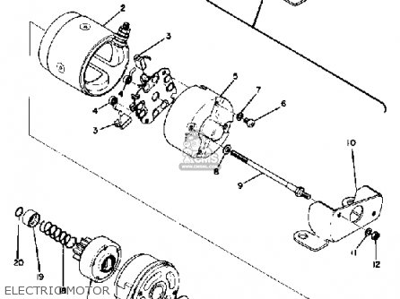 Yamaha Grizzly 600 Wiring Diagram 1998 on 2004 polaris atv wiring schematic