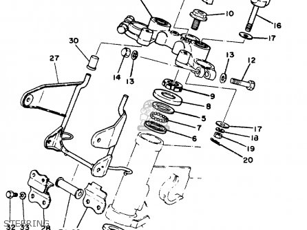 Manual Yamaha Sr 250