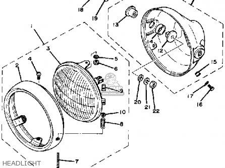 yamaha kodiak 400 wiring harness diagram yamaha kodiak 400