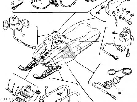 Diagram Of 1976 Srx440 Yamaha Snowmobile Grip Wiring Diagram And