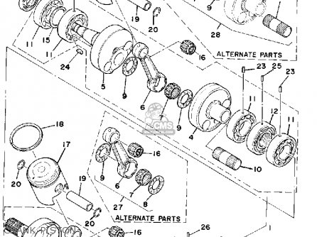 2 Stroke Snowmobile Engine Diagram ImageResizerTool Com