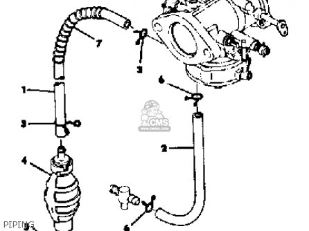 Diagram Of Yamaha Snowmobile Parts 1972 Sw433b Electric Motor
