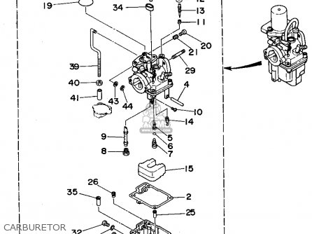 yamaha t9 9 mh eh er t 1995 parts lists and schematics rh cmsnl com Yamaha Outboard Motor Wiring Diagram Yamaha Outboard Motor Wiring Diagram