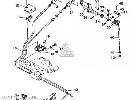 Yamaha T9 9 Eh  Er P 1991 Parts List Partsmanual Partsfiche