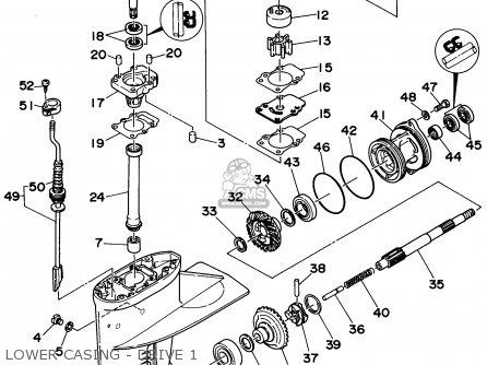 Yamaha T9 9 Wiring Diagram