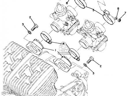 Yamaha Ta125 Usa Intake