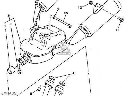 Yamaha Tdm 850 Wiring Diagram