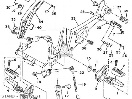 Engine Stand Dimensions
