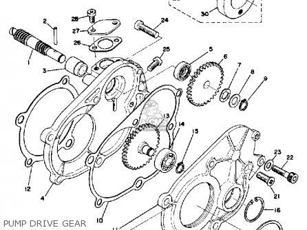 Yamaha Drive Parts