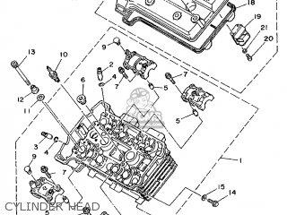 For Yamaha Clutch Cable Trx 850 4Un1 1996 Trx850