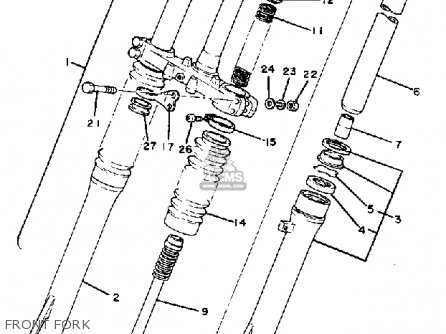 Yamaha Tt 250 Wiring Diagram
