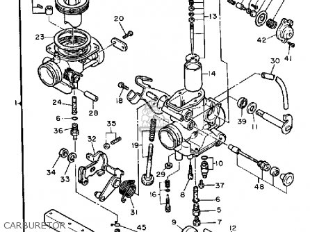 Pz19 Carburetor Diagram