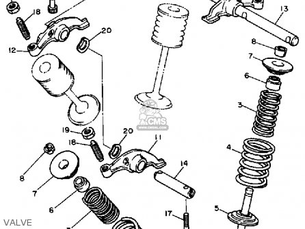 1965 Mustang Engine Wiring Diagram