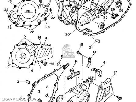 Yamaha Tt 600 Wiring Diagram