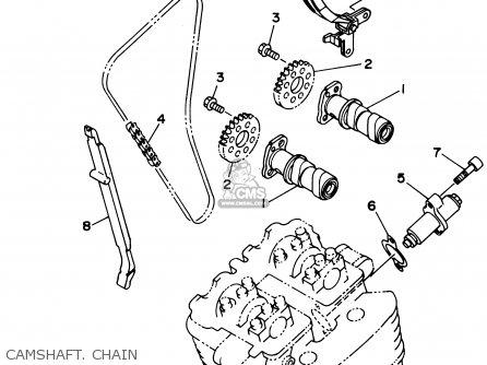 Yamaha Ttr250 Ttr250c 2002 2 Usa California Parts Lists And Schematics