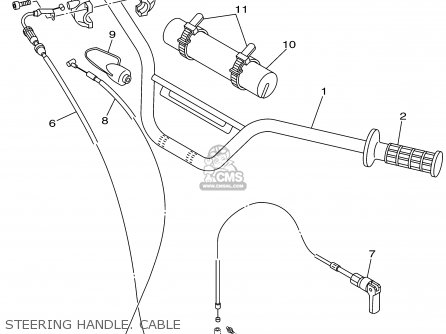 Yamaha Vmax 225 Wiring Diagram further 2003 Ttr90 Parts in addition S Cam Brakes Diagram additionally T25574355 2005 yfz 450 will not fire push button together with Yamaha Ttr 90 Engine. on yamaha ttr 225 wiring diagram