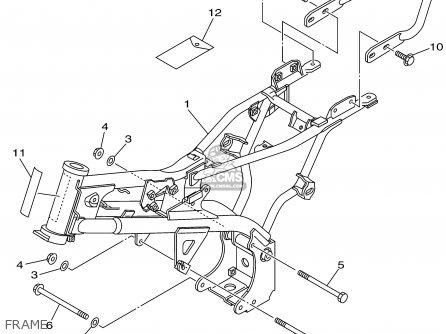 yamaha bear tracker wiring diagram  yamaha  free engine