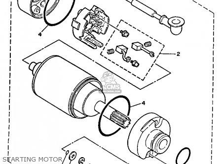 Wiring Diagram 1988 Yamaha Tw200