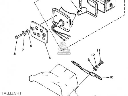 Outboard Engine Wiring Diagram on Honda Outboard Battery Wiring