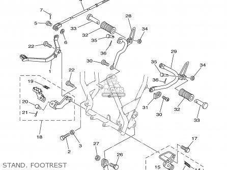 2003 Tw200 Wiring Diagram Ttr125 Wiring Diagram R6 Wiring Diagram