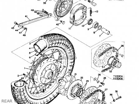 Harley Davidson V Twin Engine Diagrams
