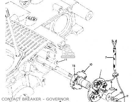 yamaha tx750 1973 usa parts lists and schematics rh cmsnl com 1974 Yamaha 750 Yamaha Cafe Racer Motorcycles