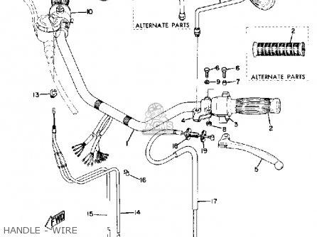 yamaha tx750 1973 usa parts lists and schematics rh cmsnl com Yamaha Cafe Racer Motorcycles 1973 Yamaha 750