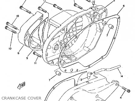 A Ty 250 Yamaha Wiring Diagram
