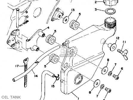 yamaha ty250 1977 usa parts list partsmanual partsfiche. Black Bedroom Furniture Sets. Home Design Ideas