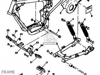yamaha ty50 1978 1f5 europe 271f4 300e1 parts lists and schematics Yamaha Bear Tracker 250 Parts Diagram yamaha ty50 1978 1f5 europe 271f4 300e1 frame