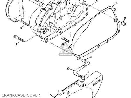 Yamaha Ty80 1975 Usa Parts Lists And Schematics