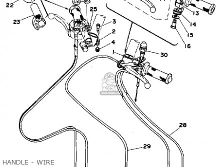 yamaha tz250 1977 usa parts list partsmanual partsfiche. Black Bedroom Furniture Sets. Home Design Ideas