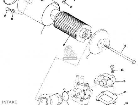 yamaha u7e 1969 parts lists and schematics rh cmsnl com Yamaha YJ2 Yamaha YJ2