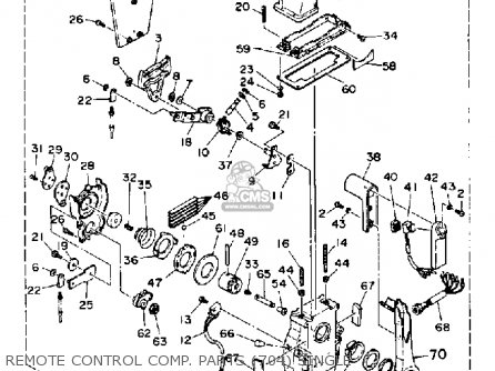 Wiring Diagram 95 International 4700 as well Wiring A Tachometer Up in addition Oil Pressure Switch Wiring Diagram besides Yamaha Outboard Fuel Diagram further 1988 Suzuki Lt 4wd Wiring Diagram. on yamaha 703 remote control wiring diagram
