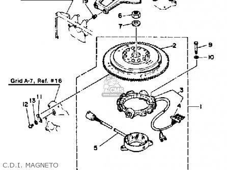 1986 yamaha cdi wiring diagram with Electric Fuel Pump Conversion Kit on Wiring Diagram Honda Ch 50 moreover Suzuki Lt250r Carburetor also 161059254932 likewise Kymco Atv Parts Catalog in addition One Wire Alternator Wiring Diagram Chevy Inside Ford Alternator Wiring Diagram.