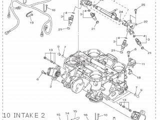 Yamaha Vmx17 2012 2s3p Europe Vmax 1l2s3 300e1 Parts List